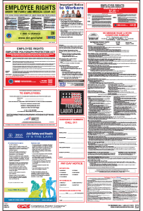 North Dakota Labor Law Poster