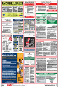 Vermont Labor Law Posters