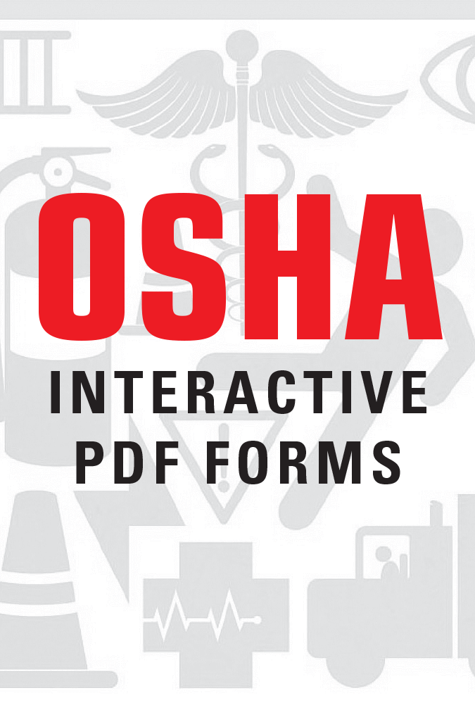OSHA Forms on Disc