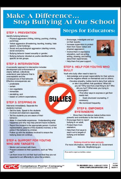 Bullying for Educators