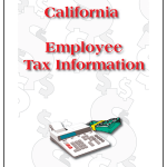 California Employee Tax Information Booklet
