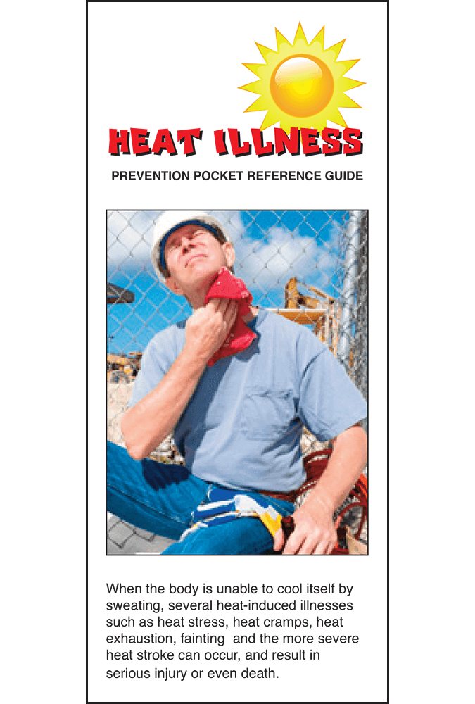 Heat Illness Pocket Reference Guide