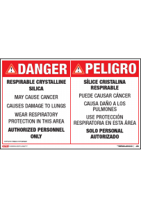 graphic regarding Osha Silica Table 1 Printable called OSHA Respirable Crystalline Silica Posters