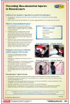 California Preventing Musculoskeletal Injuries in Housekeepers Poster