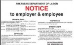 2019 Arkansas Minimum Wage Notice Now Available!