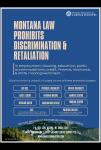 2021 Montana Discrimination
