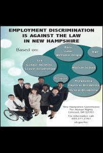 New Hampshire Employment Discrimination Peel 'N Post