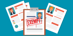 white-collar exemption