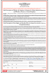Nevada Workers Compensation Informational Poster