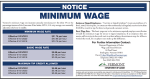 2021 Vermont Minimum Wage Posting Released